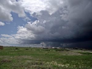 La Junta storm