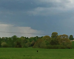 lowering under last storm near Ferrum